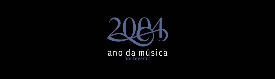 2004 Ano da Música