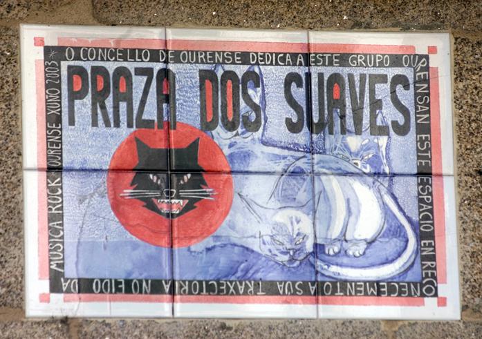 Ourense: das músicas do Paraíso ao rock de Los Suaves