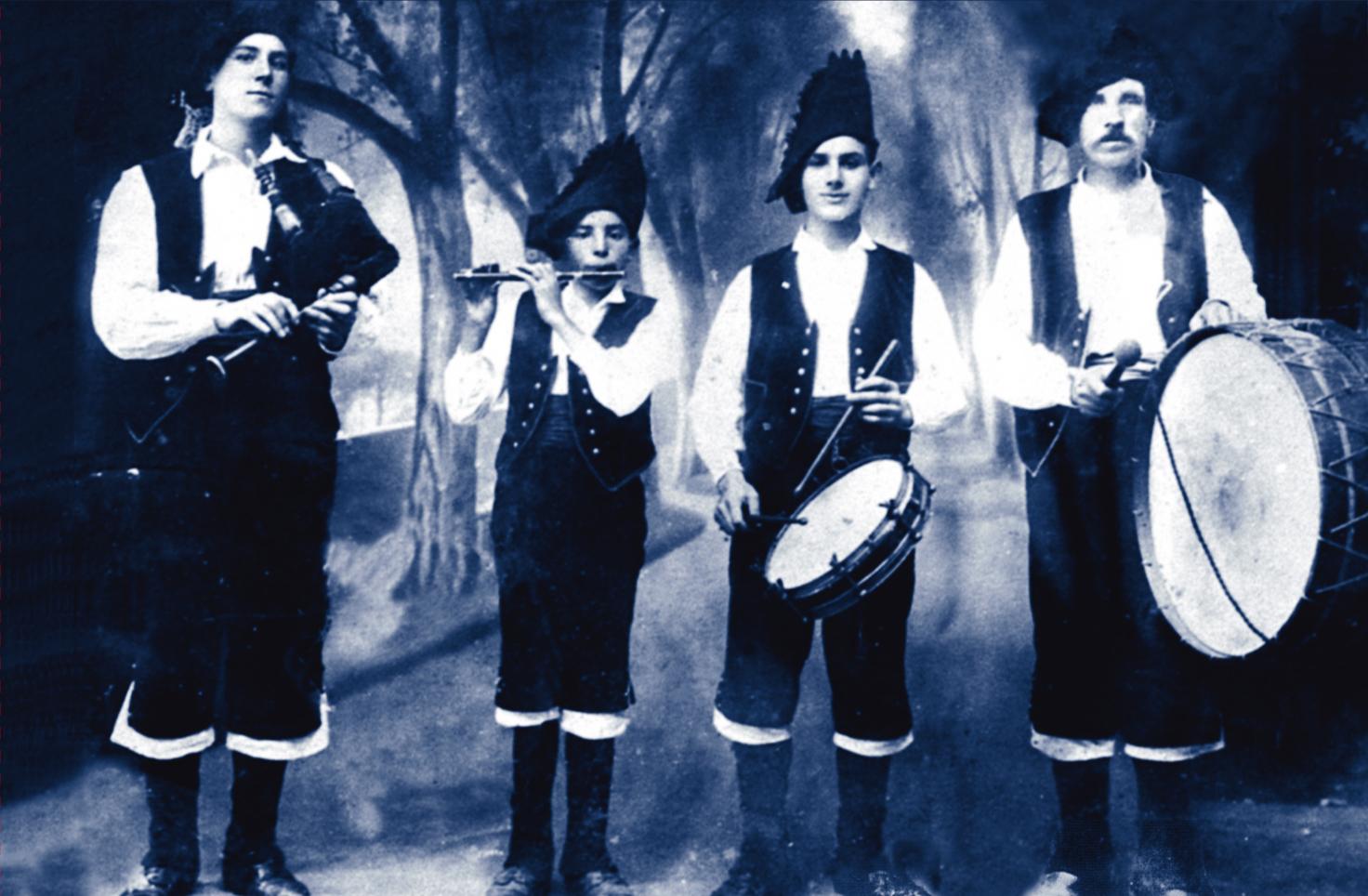 Avelino Cachafeiro, unha referencia mítica para os gaiteiros galegos