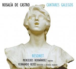 Portada Cantares Galegos