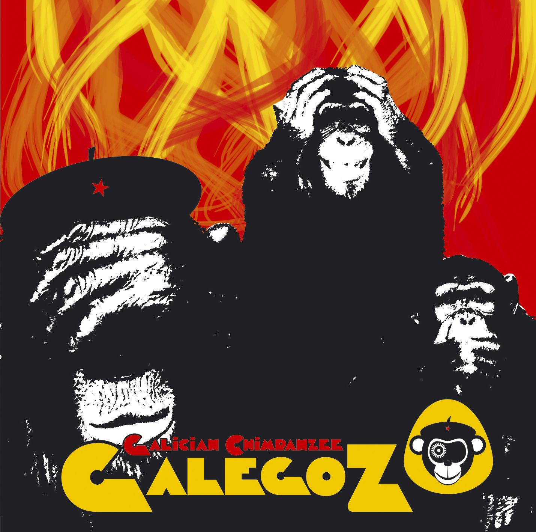 Galician Chimpanzee abre a serie VIR