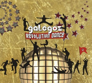 Portada Galegoz: Revolution Dance