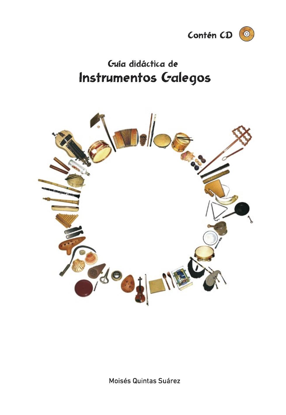 Presentación da Guía de instrumentos en Redondela
