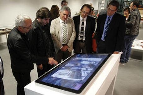 Inauguración en Lugo