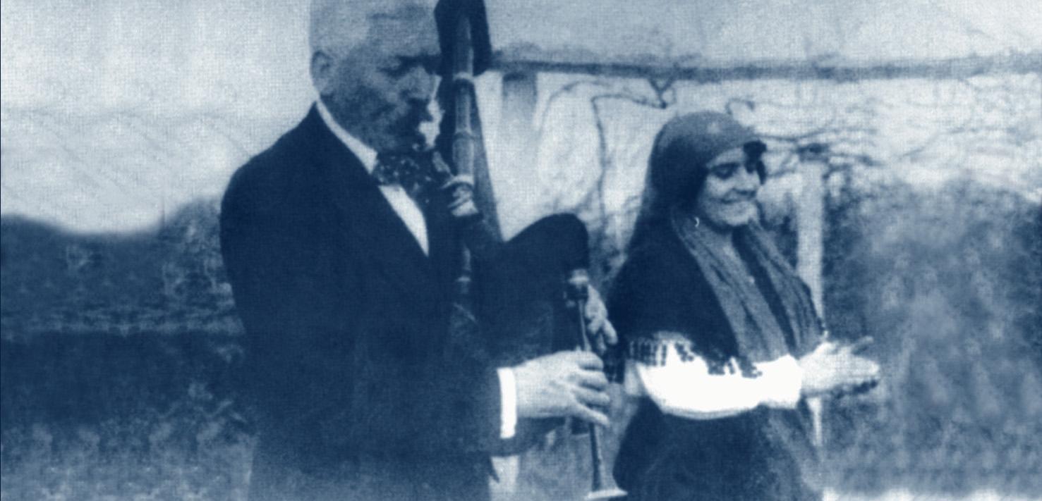 As primeiras gravacións galegas realizadas polo coro pontevedrés Aires d'a Terra en 1904 por fin ao alcance do gran público.