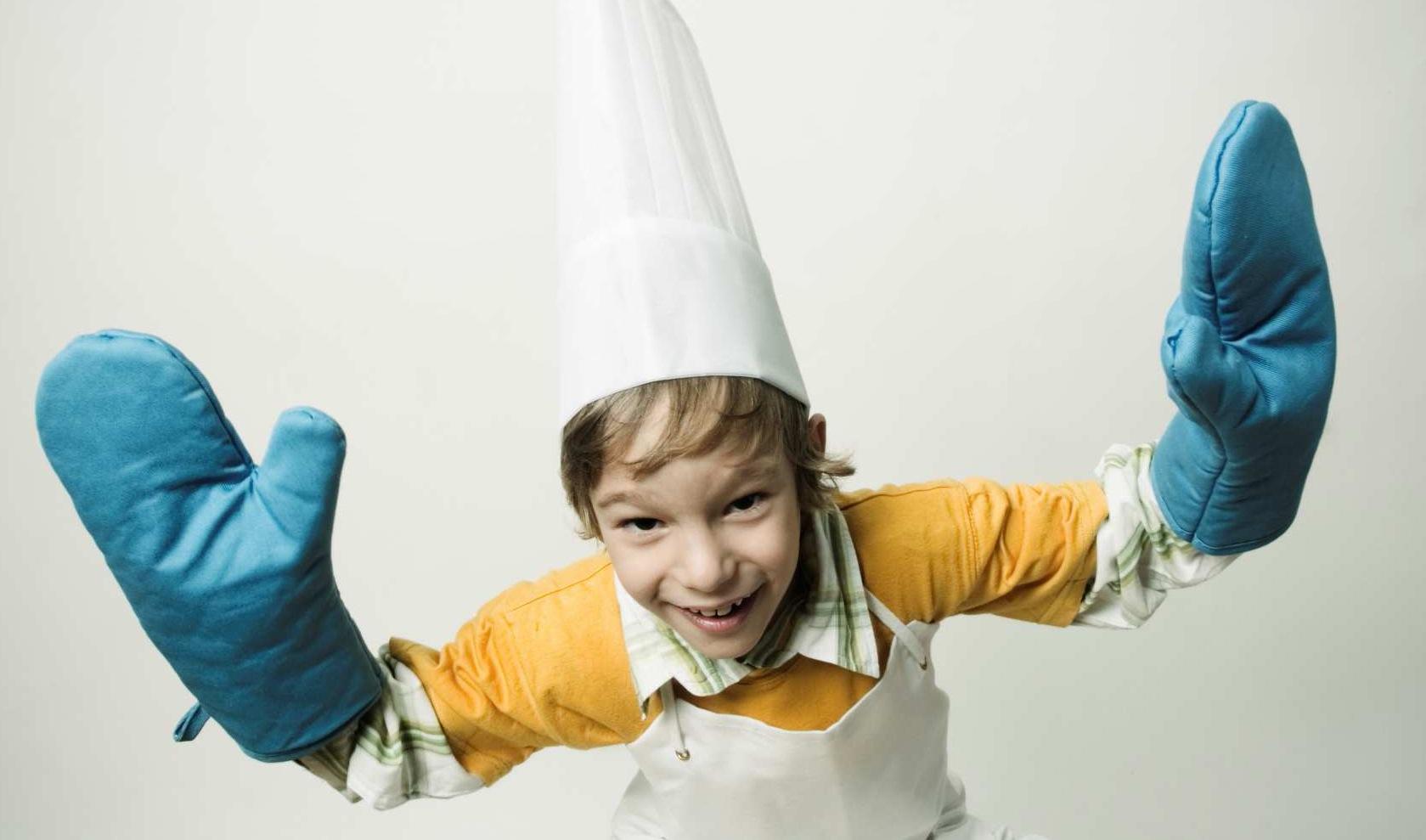 Cursos de Cociña Infantil. Comezamos