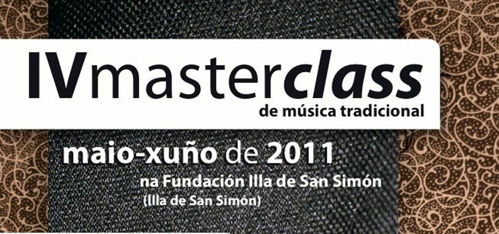 Masterclass música tradicional 2009, 2010 e 2011