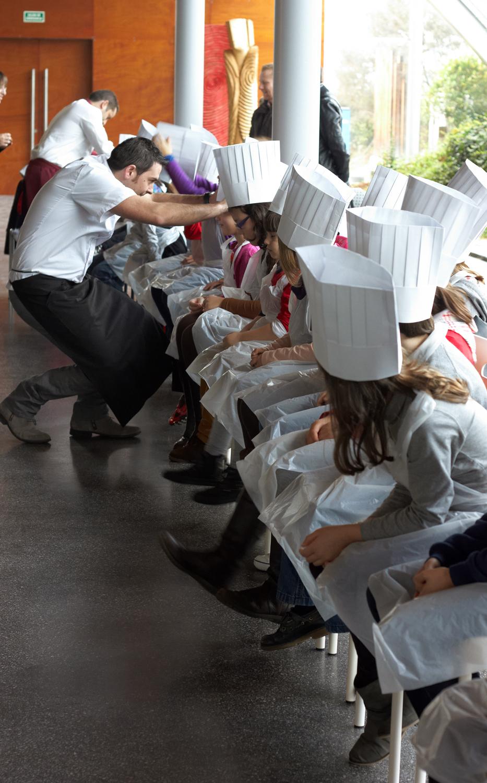 A cociñar en Ourense!