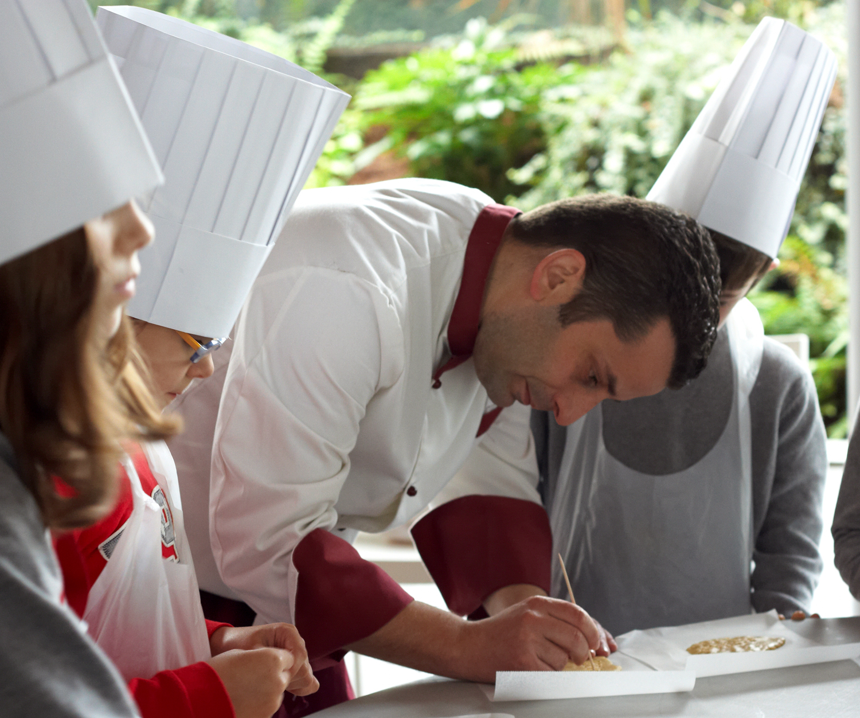 Novos cursos de cociña infantil para xuño
