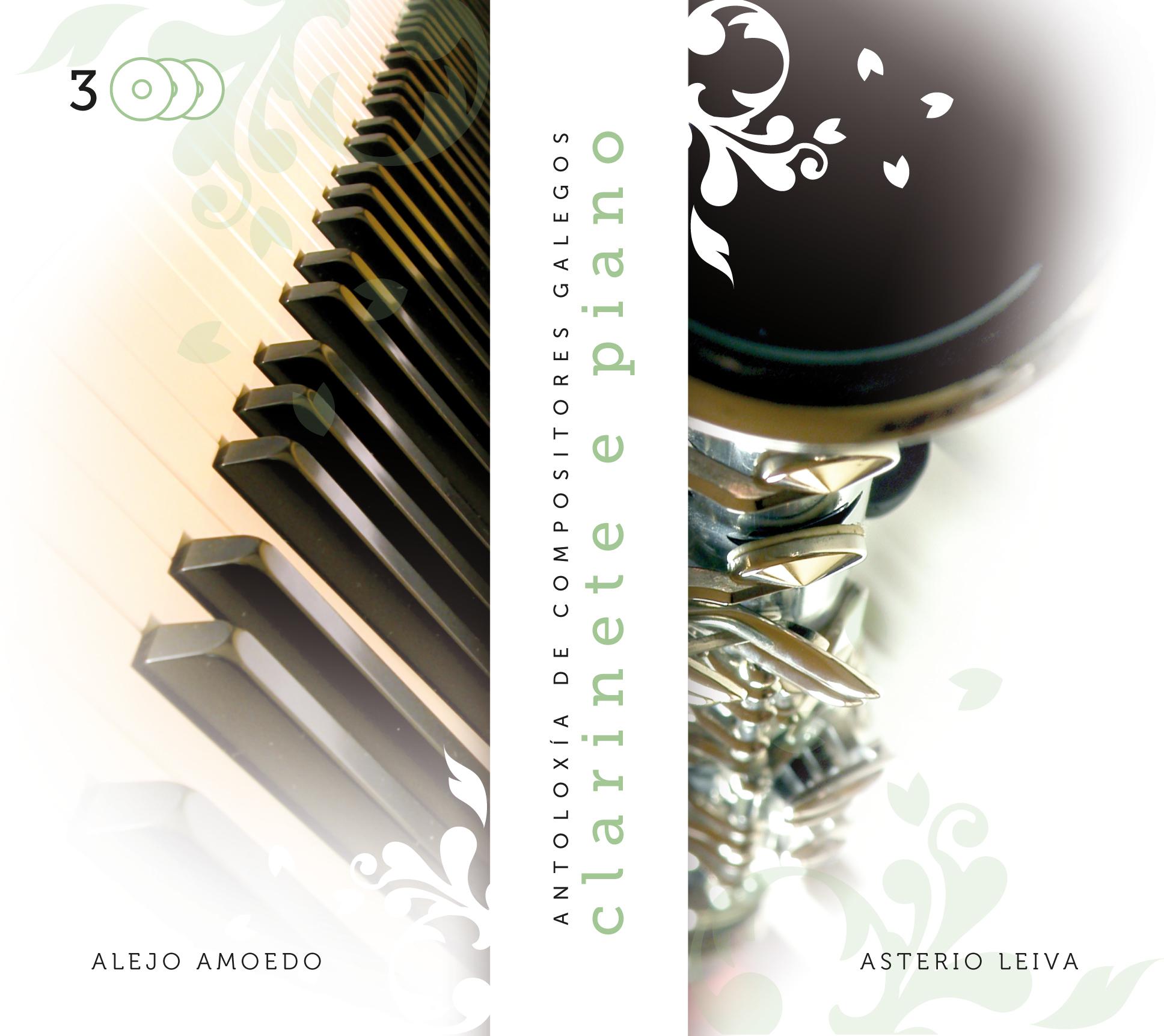 """Juan Durán no noso """"Clarinete e Piano"""""""