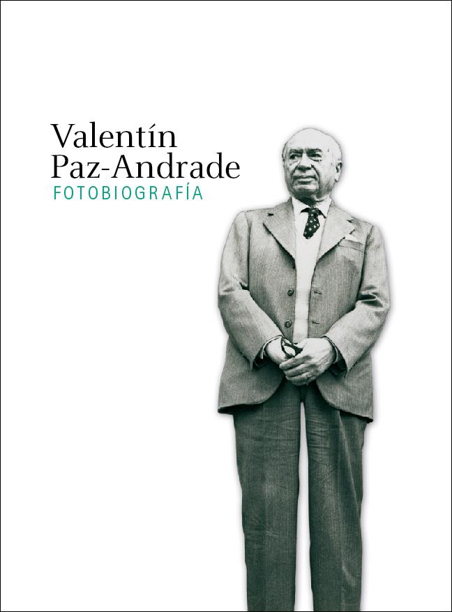 A Fotobiografía de Paz-Andrade, na imprenta