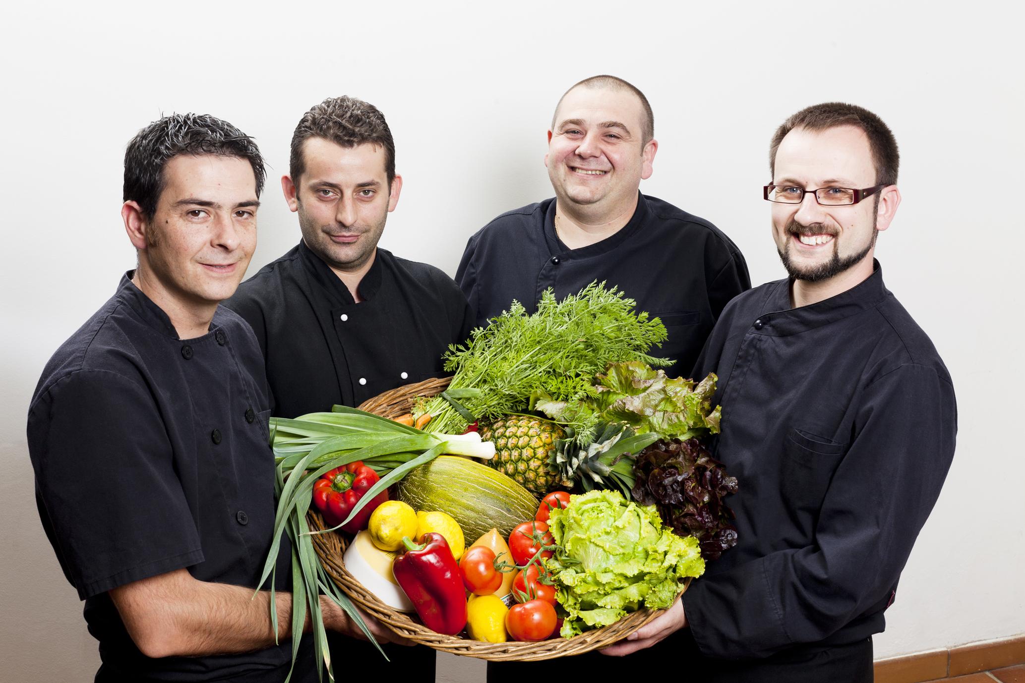 Os 'nosos' cociñeiros, na Radio Galega