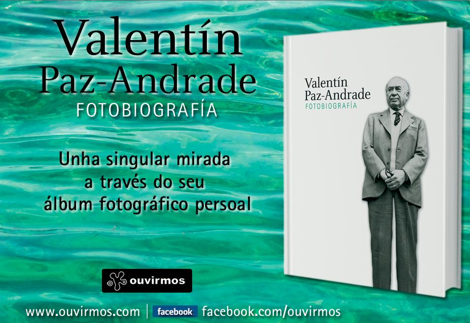 A Fotobiografía de Paz-Andrade en Basilea