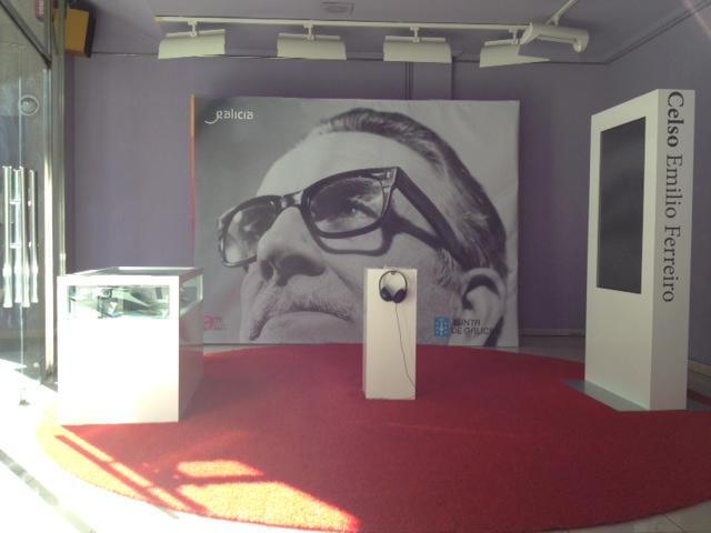Celso Emilio interactivo, xa en Ourense