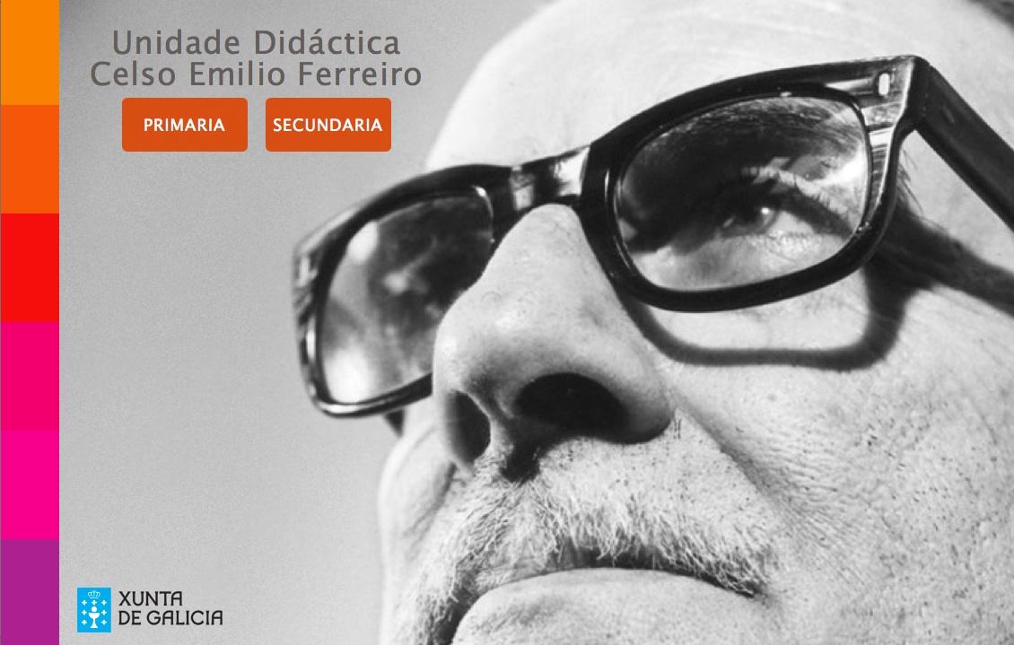 Unidad didáctica digital sobre Celso Emilio Ferreiro