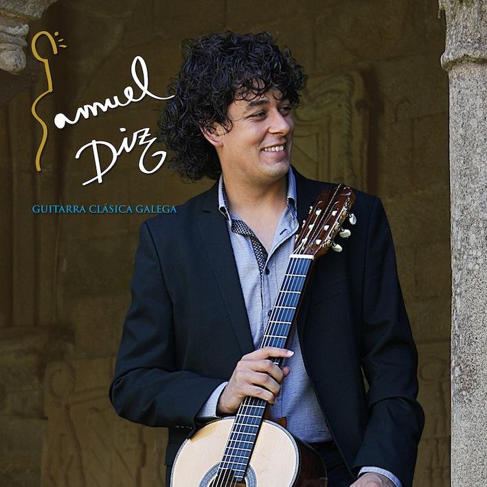 """""""Guitarra Clásica Galega"""" de Samuel Diz"""