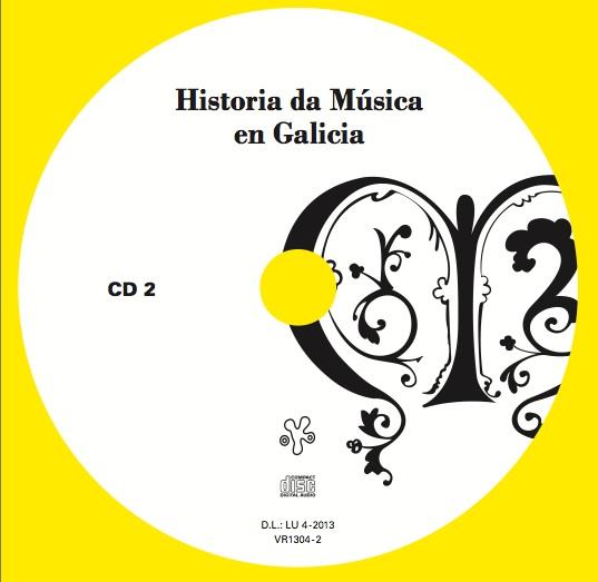 """Dous inéditos para a """"Historia da Música en Galicia"""""""