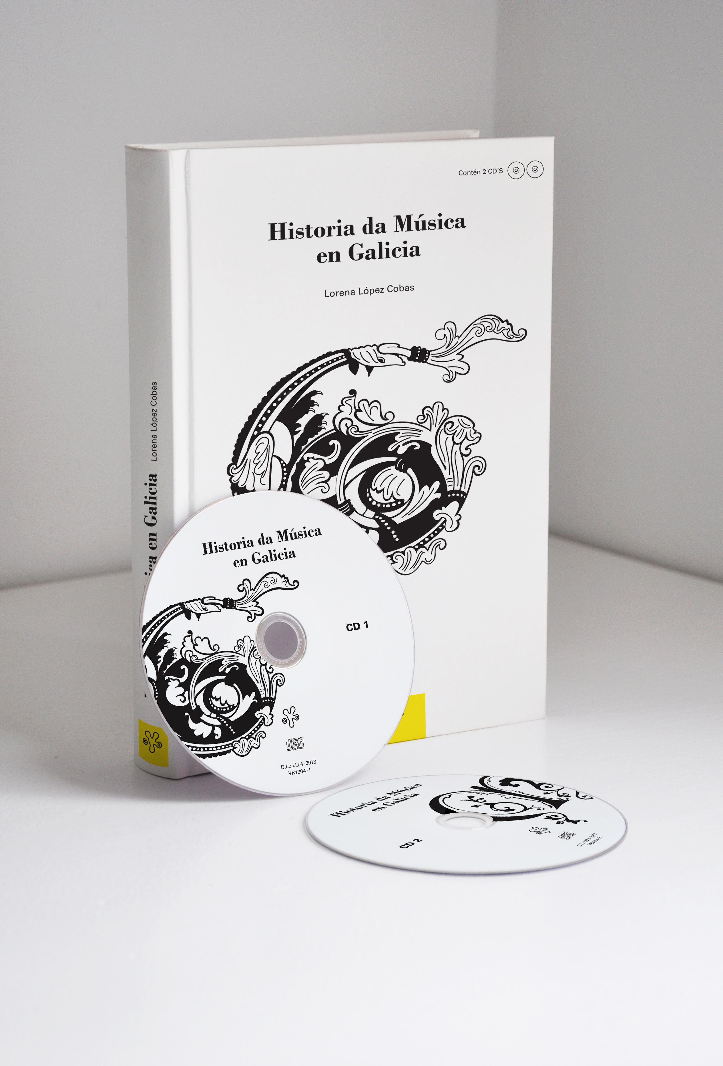 Oferta especial – Historia da Música en Galicia