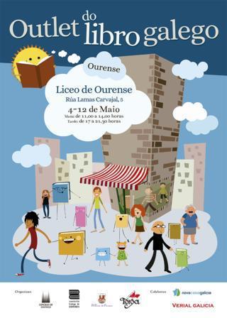 Outlet do Libro Galego en Ourense