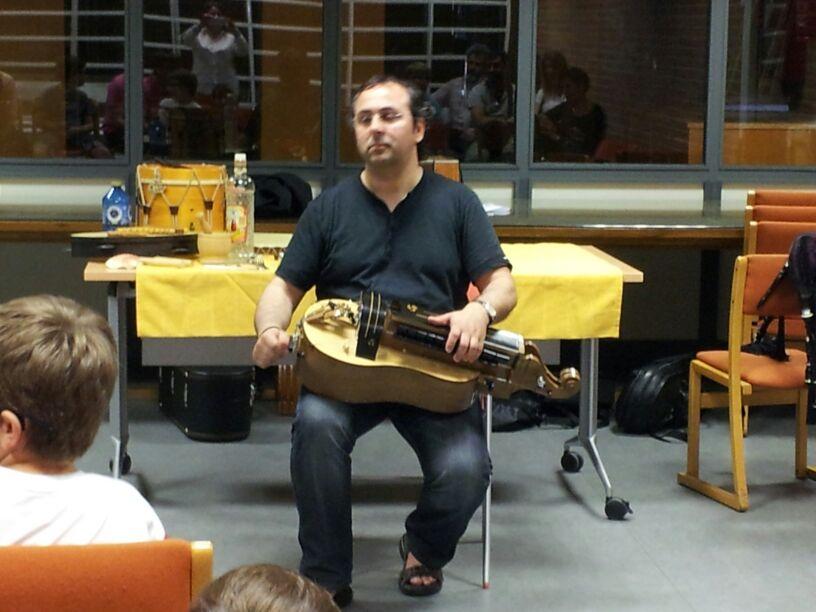 Instrumentos galegos