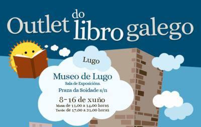 Outlet do Libro Galego en Lugo
