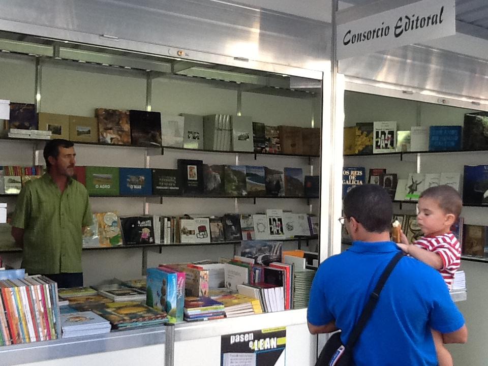 Feira do Libro en Vigo