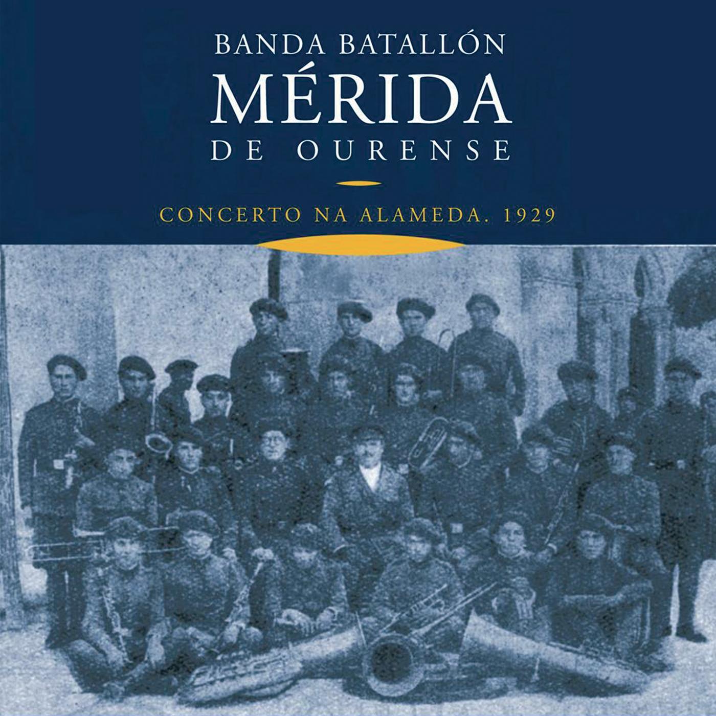 As primeiras gravacións dunha banda en Galicia