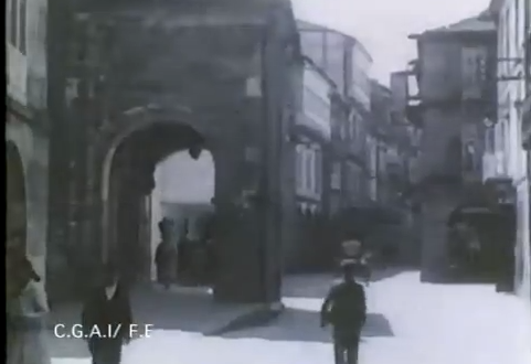 """Aires d'a Terra e Manuel Dopazo, banda sonora de """"Un viaje por Galicia"""" (1929)"""