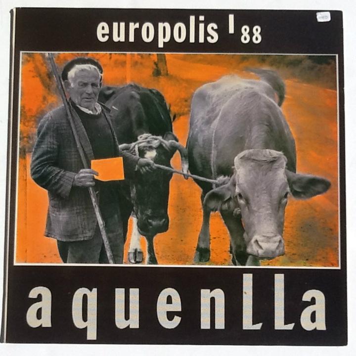 "Vinilos singulares 1: ""Európolis'88"""