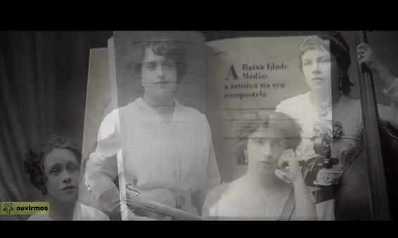 Booktrailer da Historia da Música en Galicia