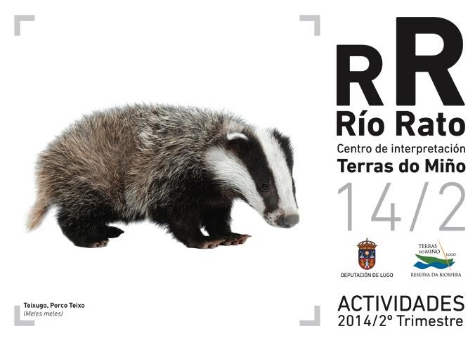 Novas actividades gratuítas no Río Rato