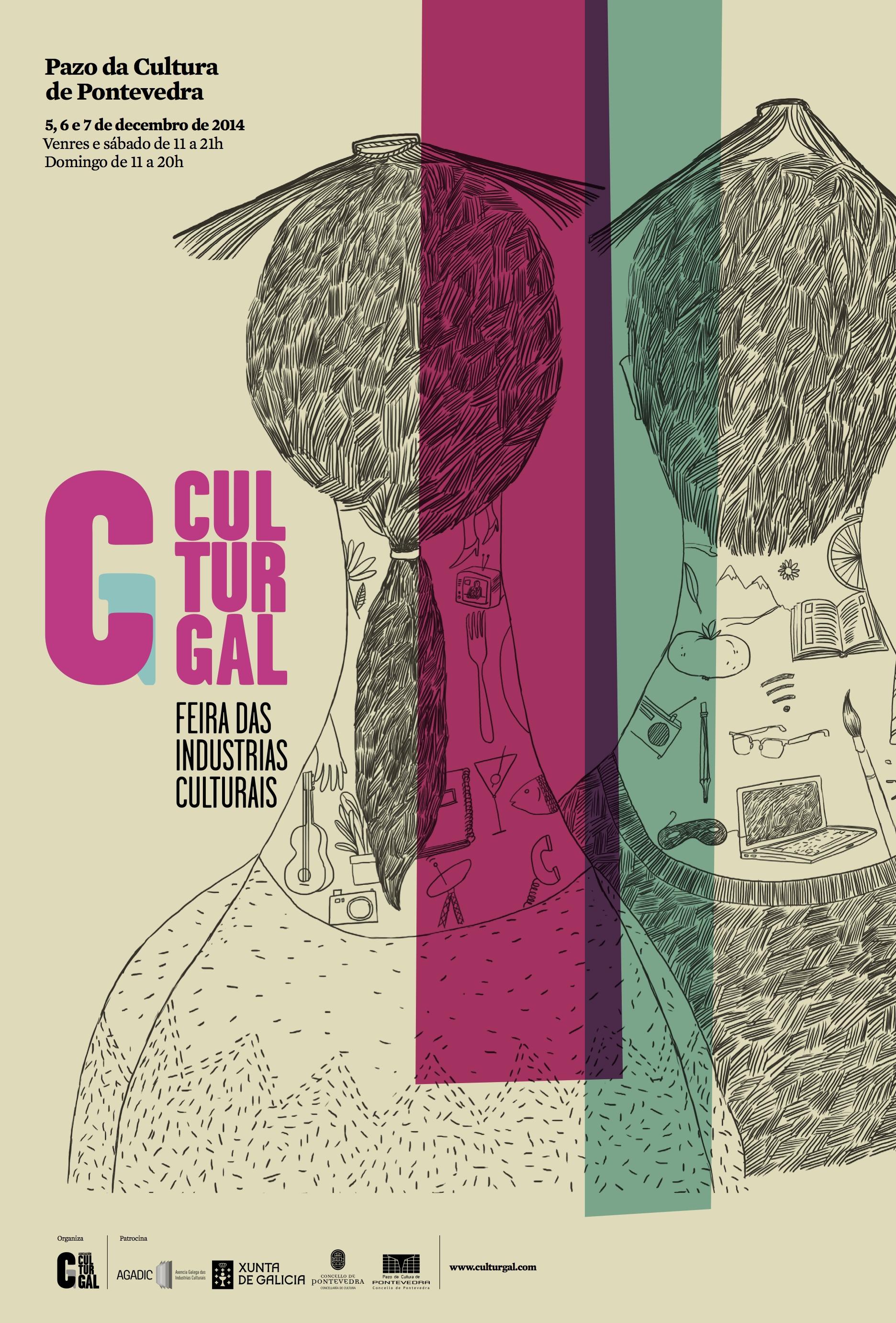 A programación do Culturgal, xa dispoñible