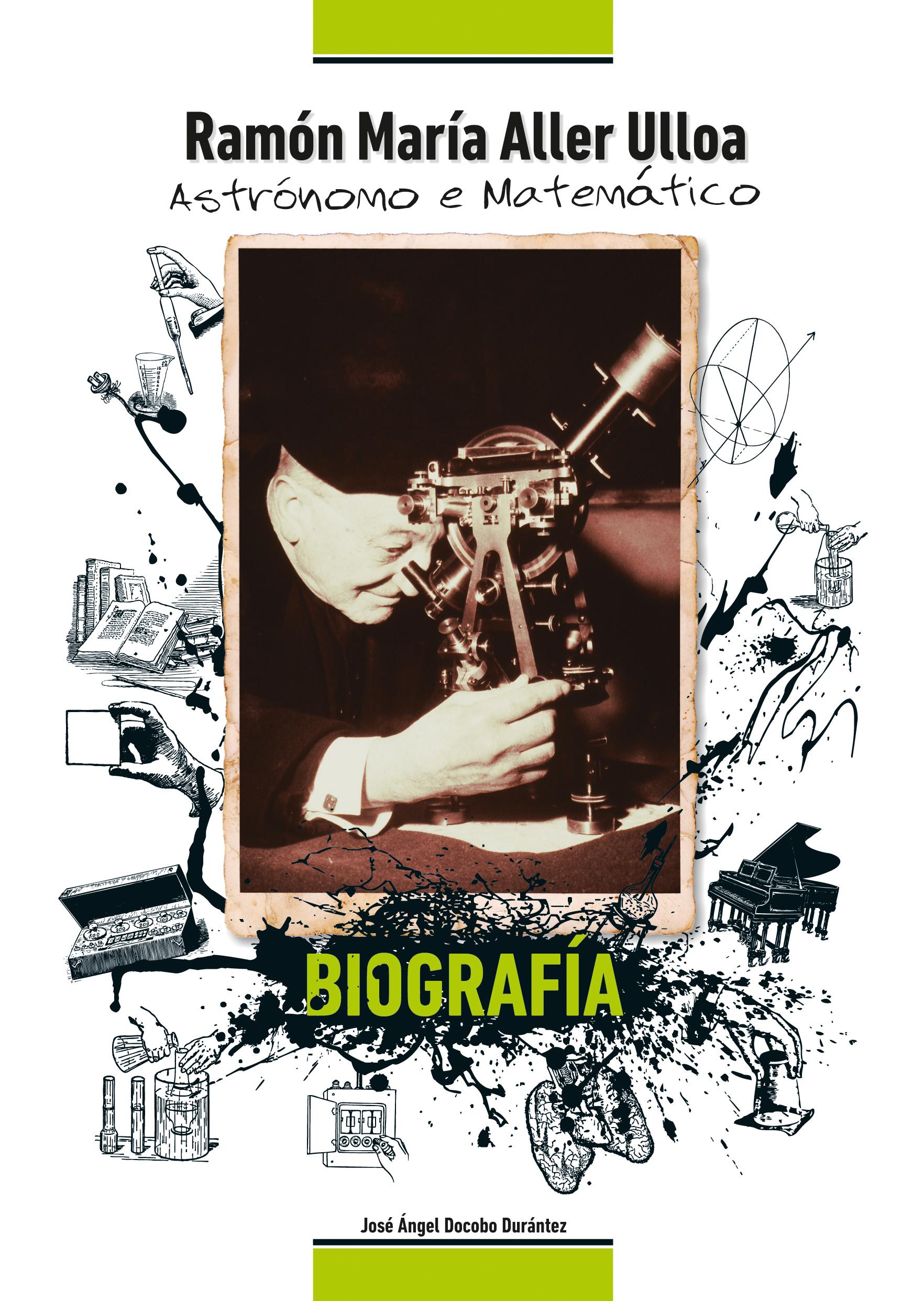 A biografía de Aller, en imprenta