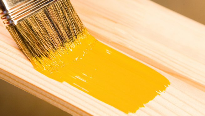 Aprende a facer pinturas naturais