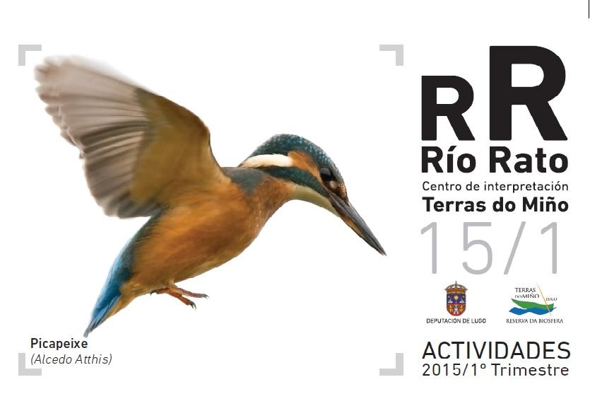 Arranca a nova programación no Río Rato