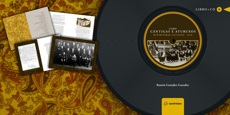 Últimos días da oferta do libro+CD Coro Cántigas e Aturuxos
