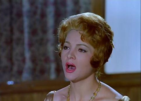 Sara Montiel canta en galego