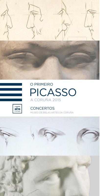 'O primeiro Picasso' con Samuel Diz