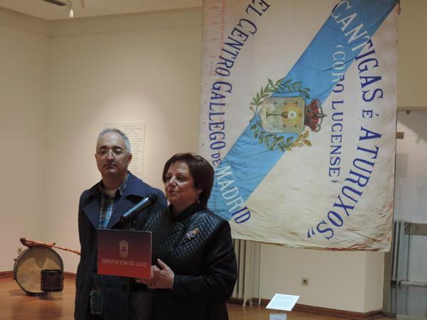 Cántigas e Aturuxos, protagonistas da nova exposición do CENTRAD