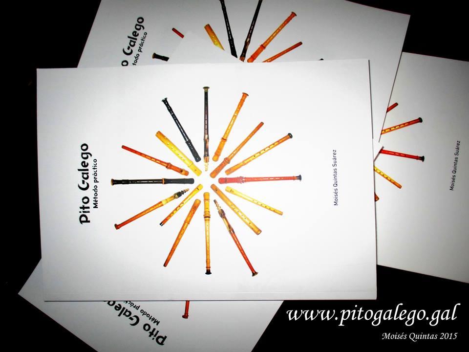O artesán Miguel Mosquera & Pito Galego. Método práctico