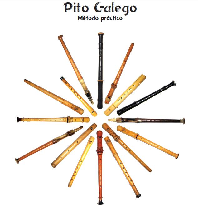 O primeiro método de Pito Galego, xa á venda