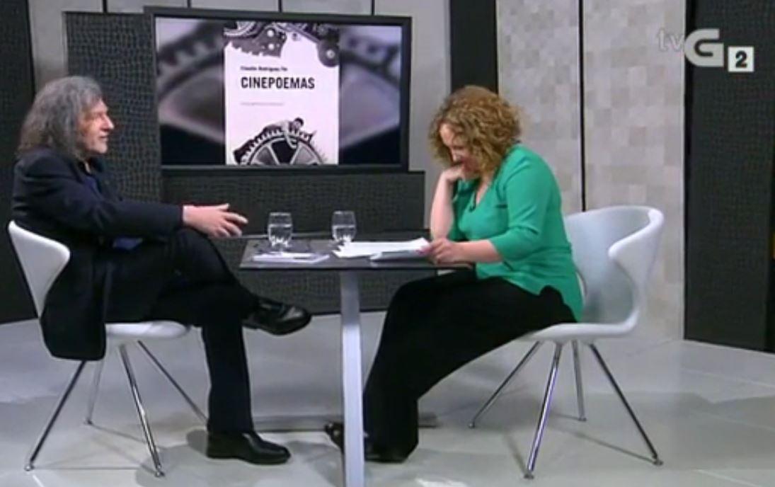 """Cinepoemas"" na TVG"