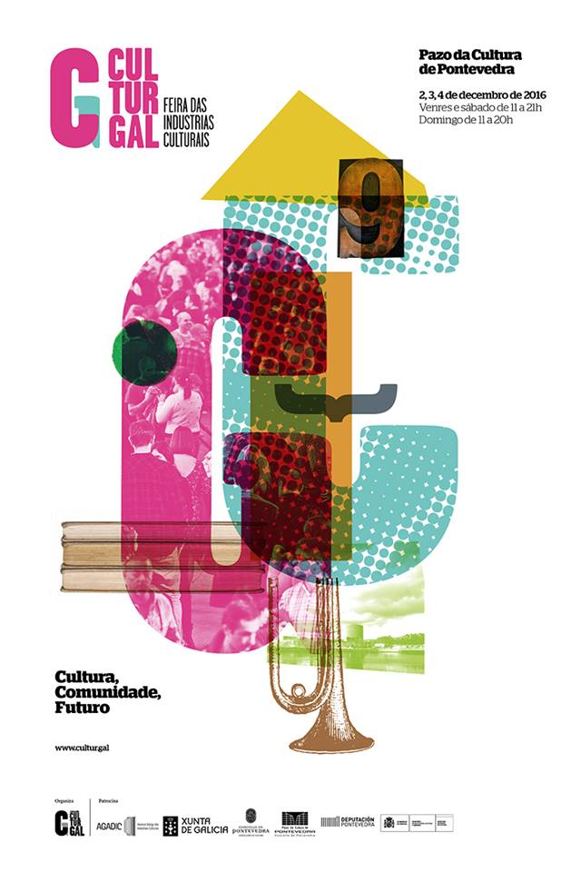 Culturgal 2016: Cultura, comunidade, futuro
