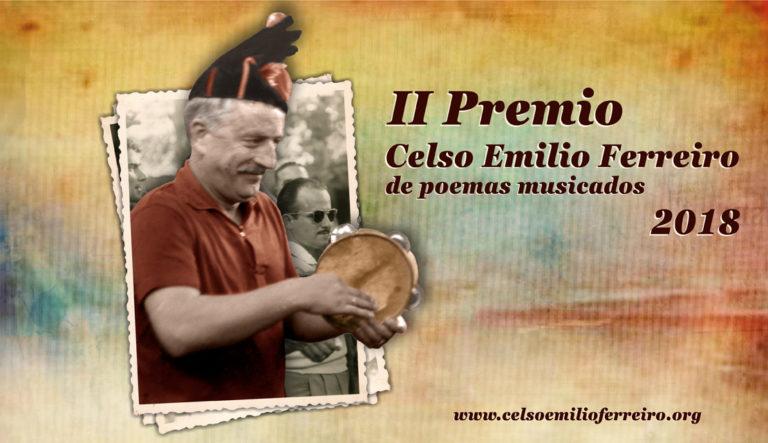 Premio Celso Emilio Ferreiro de Poemas Musicados