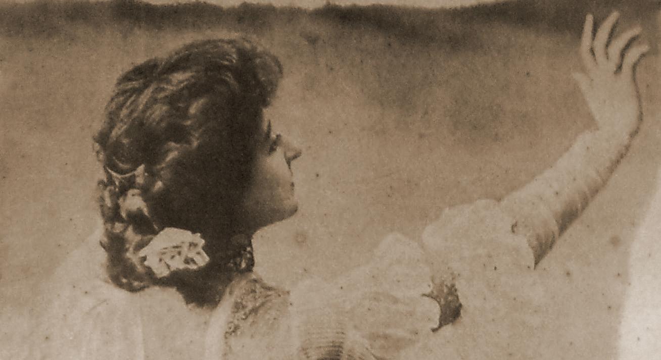 "Eugenia Osterberger no ""Diario Cultural"" da Radio Galega"