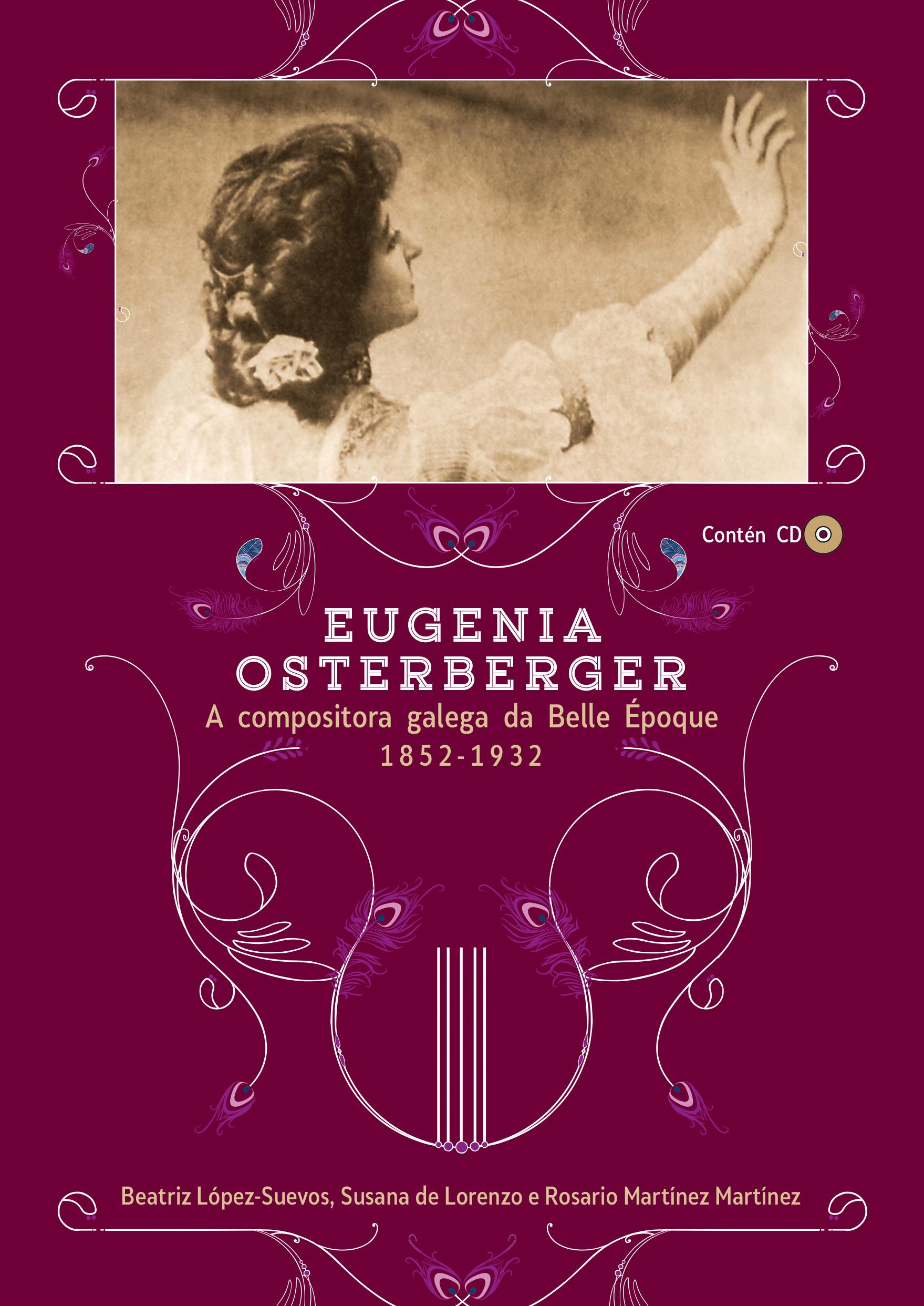 """""""Eugenia Osterberger"""", nova presentación en Santiago"""