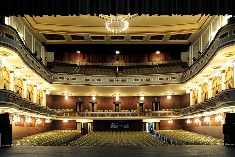 Teatro Colón. Coordinación e xestión de actividades