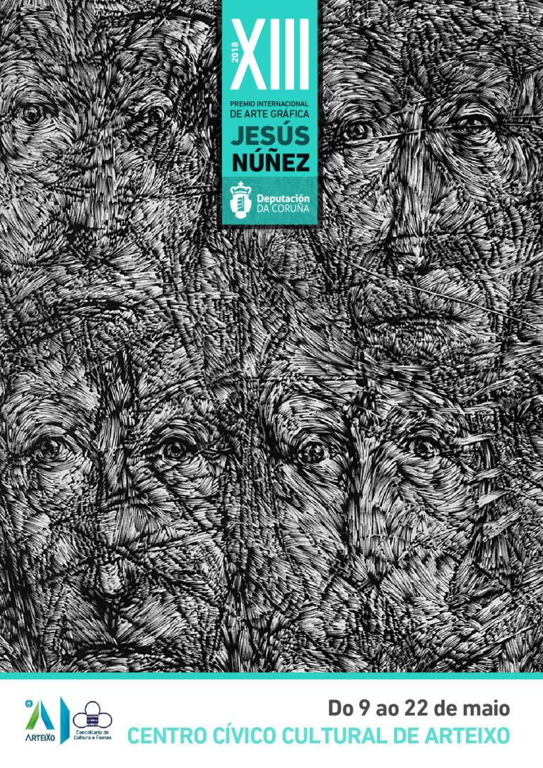 XIII Premio Internacional Jesús Núñez de Arte Gráfica