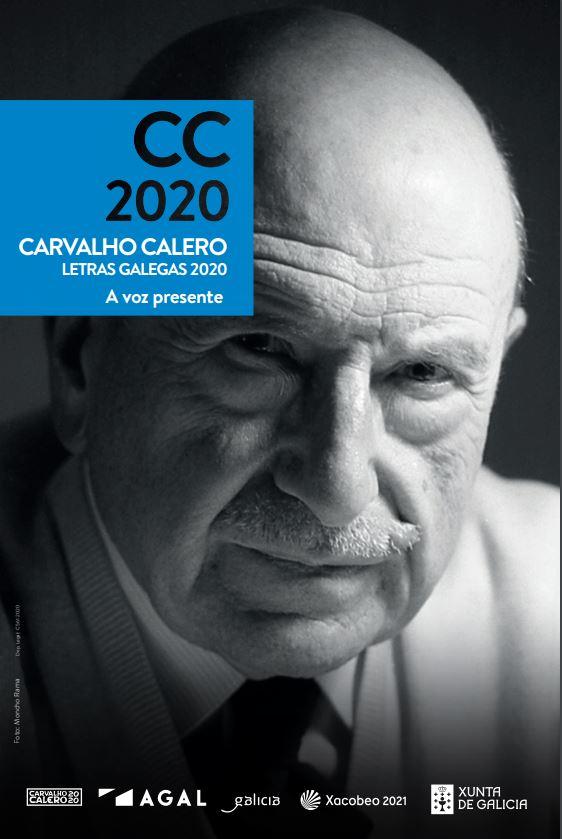 CC2020. Carvalho Calero. A voz presente