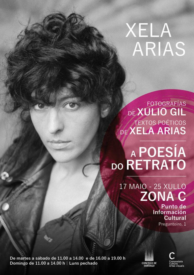 Xela Arias. Letras Galegas 2021